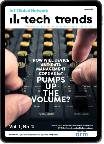 How Will Device And Data Management Cope as IoT Pumps Up The Volume?