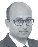 Santhosh Rao principal research analyst Gartner
