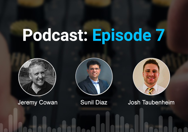 Podcast 7: Tackling telecom pain points to aid new services