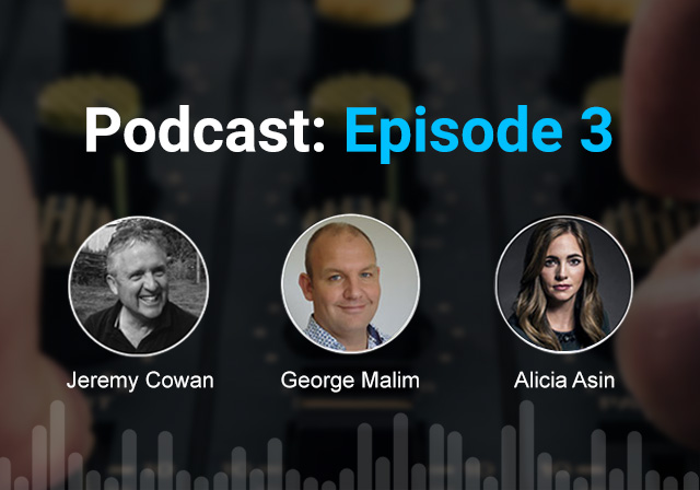 Podcast 3: Cave Dwellers, Privacy, Huawei and Buzzsaws