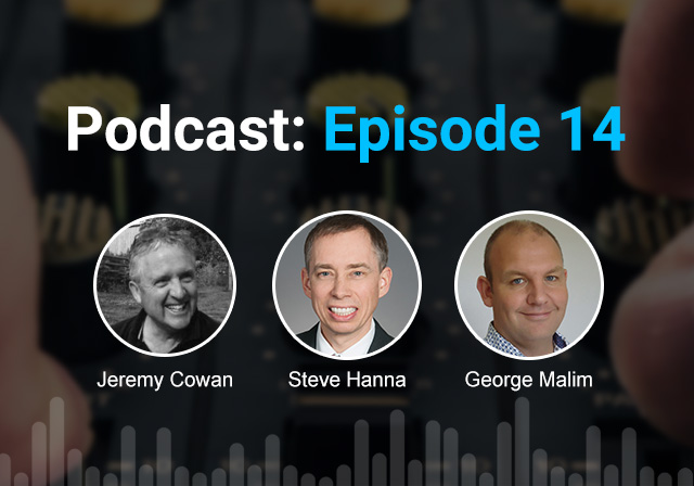 Podcast 14: Smart homes Matter, but will they be secure?